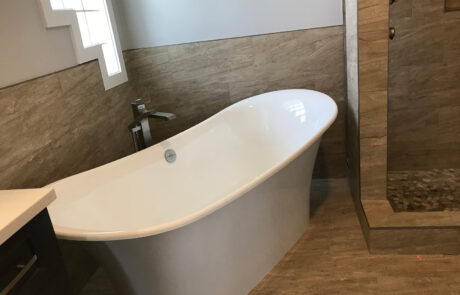 Custom Home Bathtub