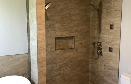 Custom Home Shower